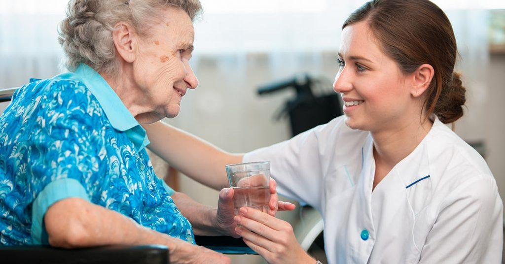 Nursing home planning for senior